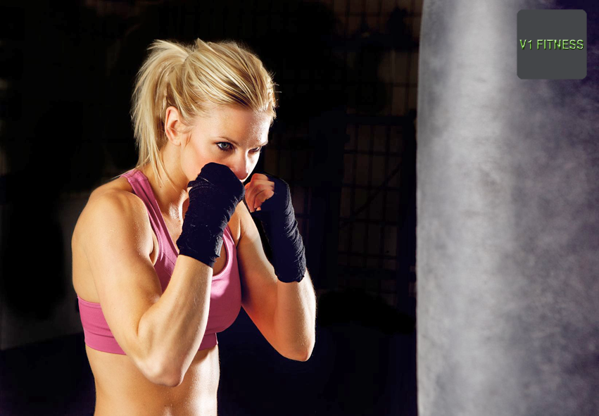 womens fitness boxing classes limassol