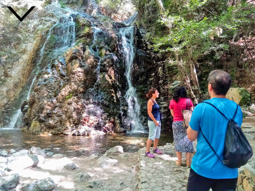 troodos hiking groups